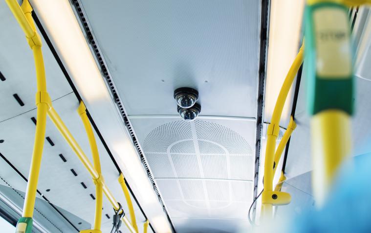 ¿Qué industrias del transporte terrestre podrían beneficiarse con cámaras de video?