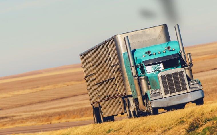 ¿Cómo reducir la contaminación de camiones?