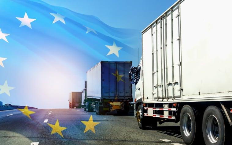 Norma Euro 6 en empresas de transporte