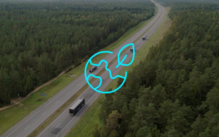 Telemetría un aporte en el transporte a favor del medio ambiente