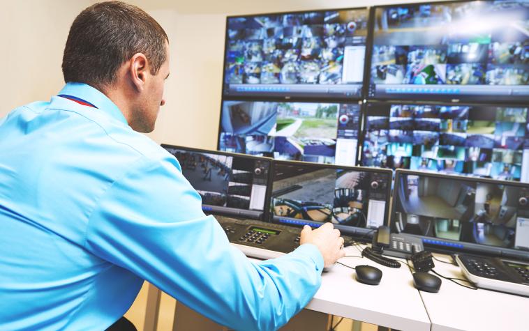 ¿Por qué tener cámaras de seguridad en camiones?