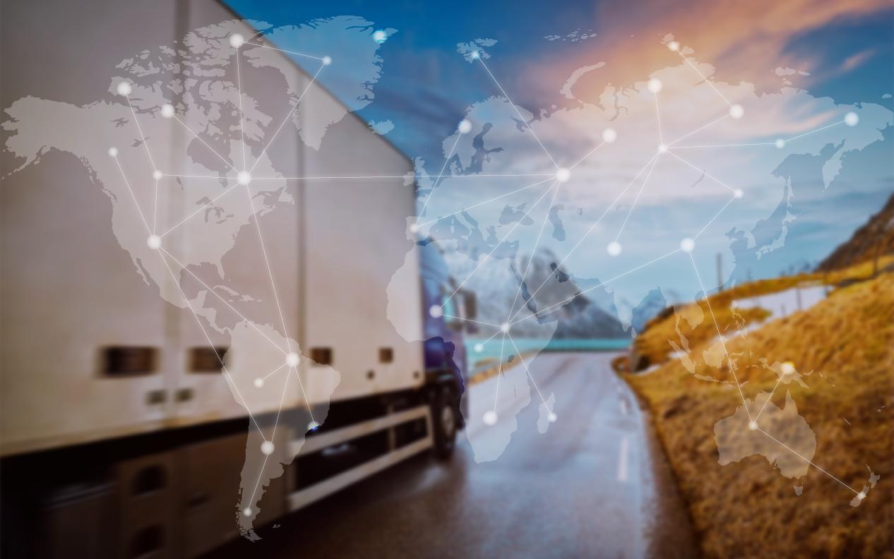 Tiempos de transporte más eficientes con un control de flota GPS Online