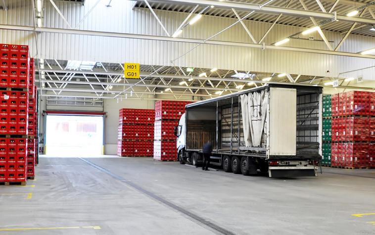 La industria alimenticia y su importancia en el transporte de carga