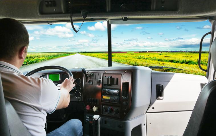 asistencia en la conducción de camiones