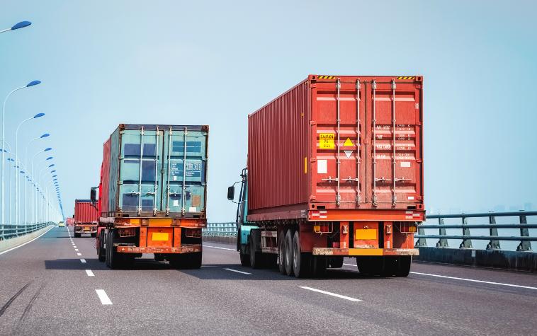 4 Riesgos en el transporte de carga