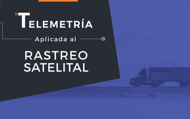 Telemetría aplicada al rastreo satelital