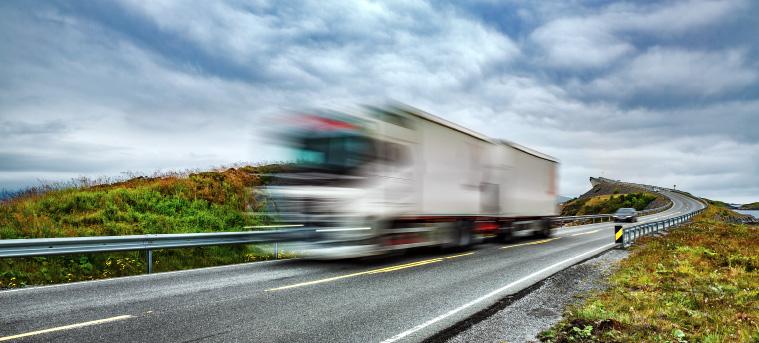 Principales causas de accidentes en transporte por carretera