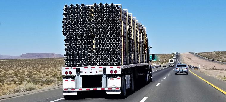 Seguridad para el cargamento en empresas de transporte