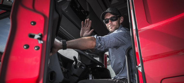 Cómo prevenir riesgos laborales de un conductor