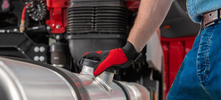Importancia del control de combustible en empresas de transporte