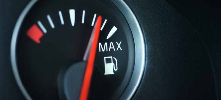 Cómo medir el nivel de combustible en tu flota